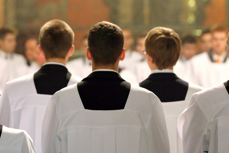 A Case for Priestly Celibacy