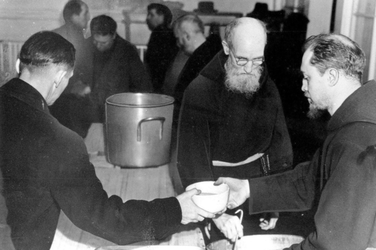 On the Road to the Beatification of Father Solanus Casey in Detroit