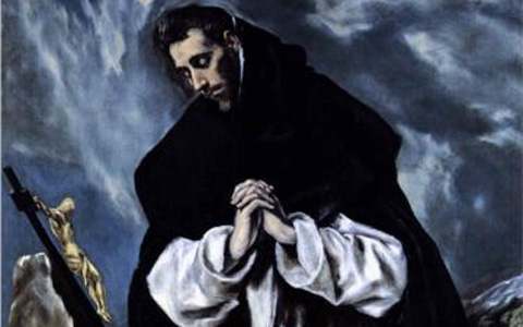 Daily Catholic Quote from St. Dominic