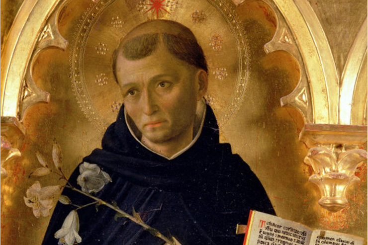Daily Catholic Quote — from St. Dominic