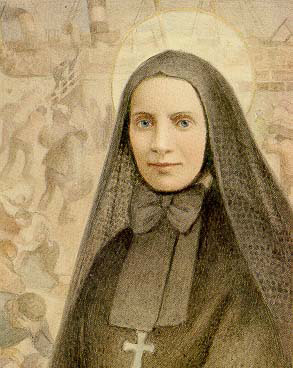 Daily Catholic Quote from St. Frances Xavier Cabrini