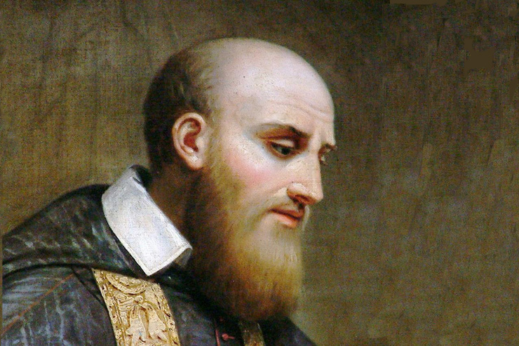 Catholic Quote of the Day — from St. Francis de Sales