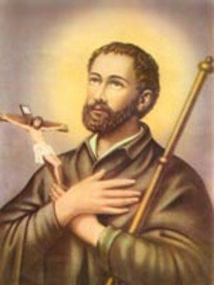 Daily Catholic Quote from St. Francis Xavier, Priest