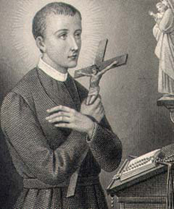 Daily Catholic Quote from St. Gerard Majella, Patron Saint of Expectant Mothers