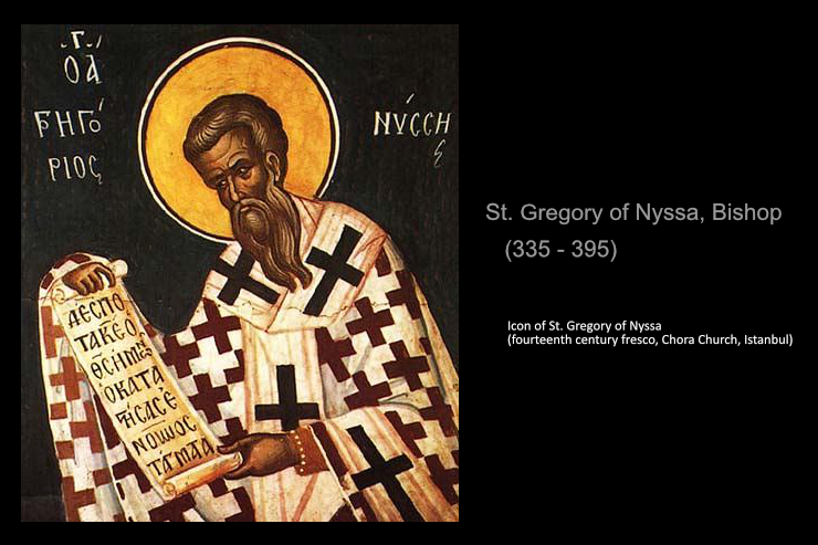 Daily Catholic Quote — from St. Gregory of Nyssa