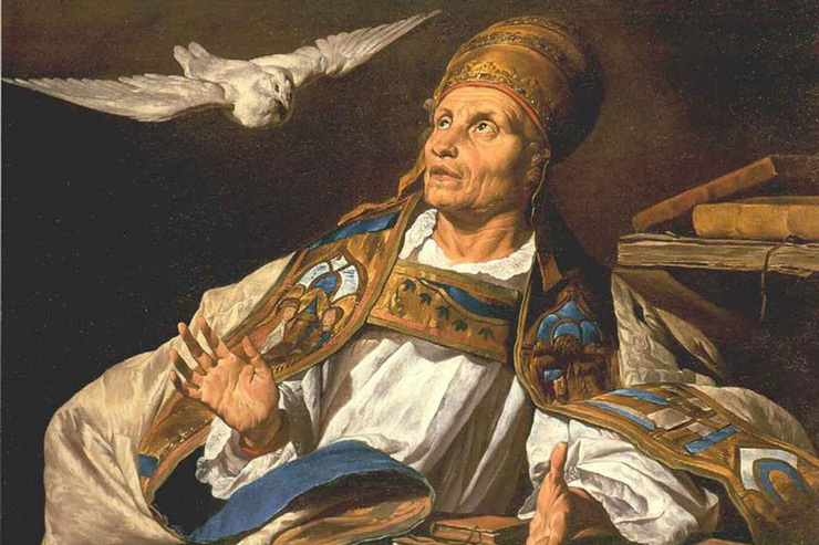 Catholic Quote of the Day — from St. Gregory the Great