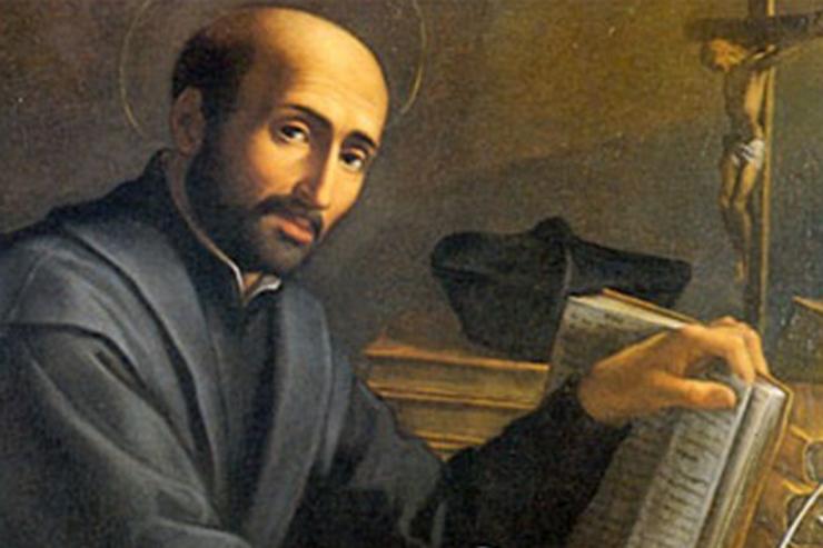 Daily Quote — Saint Ignatius of Loyola