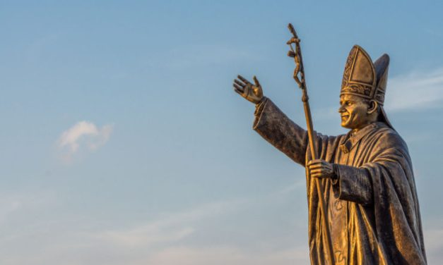 John Paul II, Apostle of Mercy