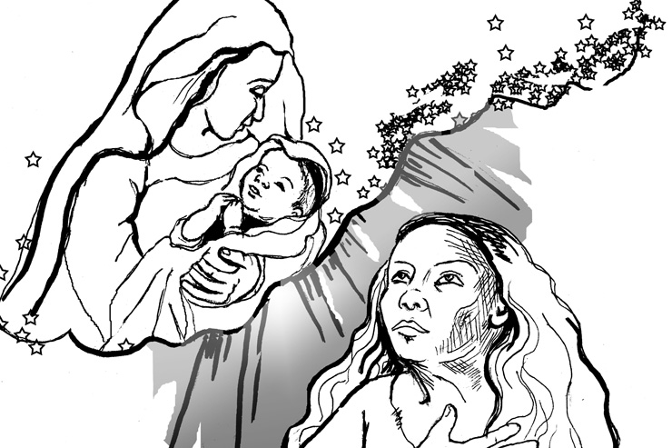 Mother Mary and the Other Marys — Saints for Today's Girls