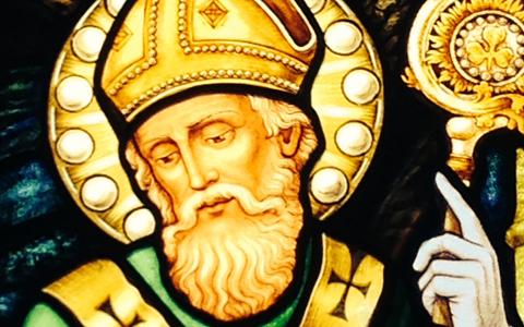 There is Something About St. Patrick