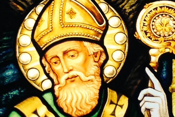 Daily Quote — from St. Patrick, Apostle of Ireland