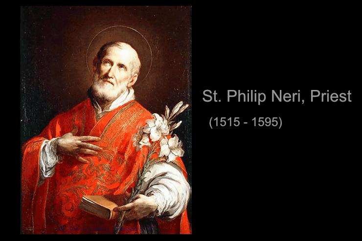 Saint Philip Neri—Heart Specialist