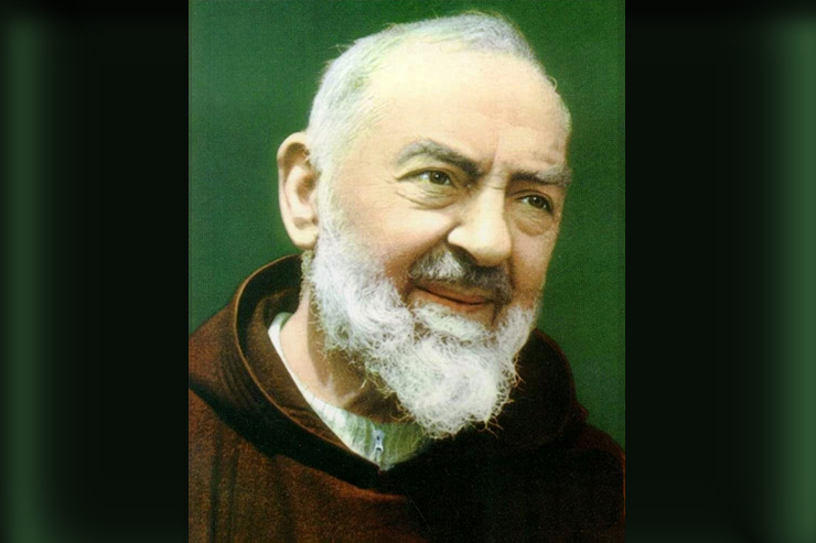 Catholic Quote of the Day — from St. Pio of Pietrelcina