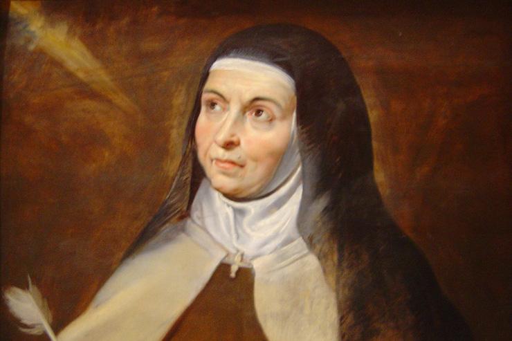 Daily Catholic Quote — Saint Teresa of Ávila