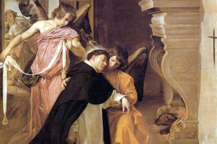 Catholic Quote of the Day — from St. Thomas Aquinas