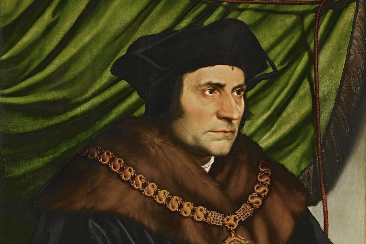 Daily Catholic Quote — from St. Thomas More, Martyr