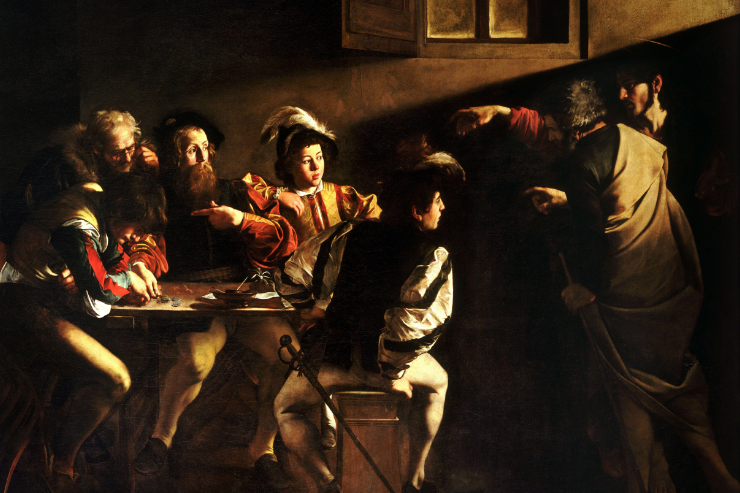 Our Call in the Calling of Saint Matthew