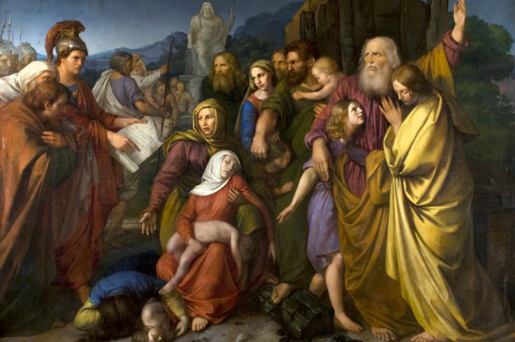Capitulation, Complacency, and the Courage of the Maccabees