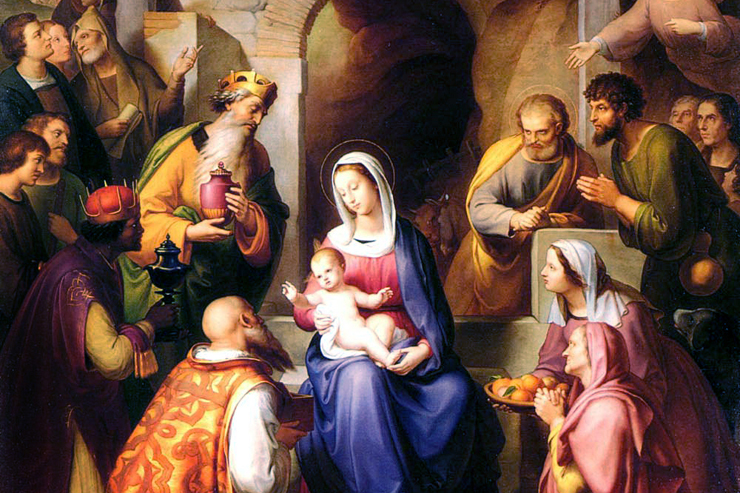 The Epiphany—God Has Come for You