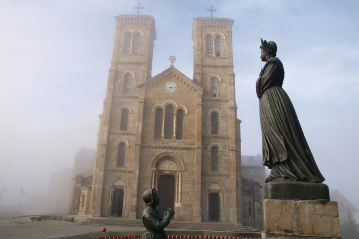 Small Town Mary: Our Lady of La Salette