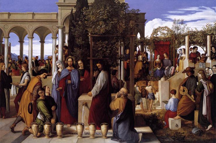 The Origin and Sacramental Nature of Marriage