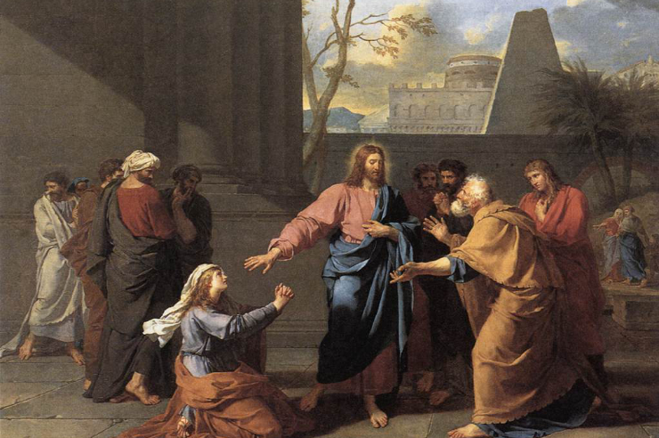 The Canaanite Woman — Faith to Move Mountains
