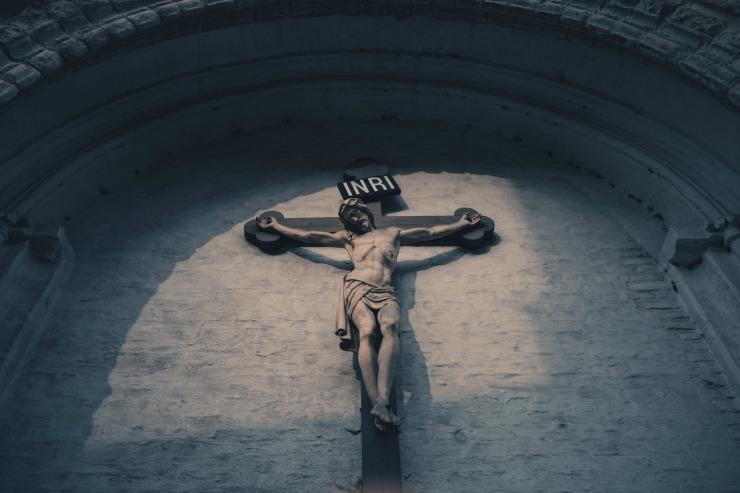 The Crucifix's Reminder