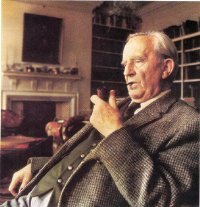 Daily Catholic Quote from J. R. R. Tolkien
