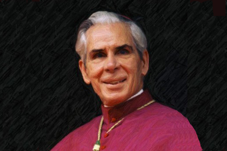 Daily Catholic Quote — from Venerable Fulton J. Sheen