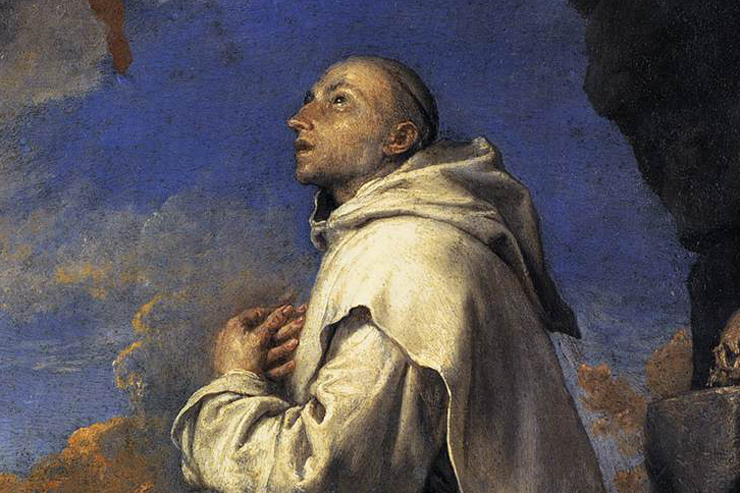Daily Catholic Quote — Saint Bruno