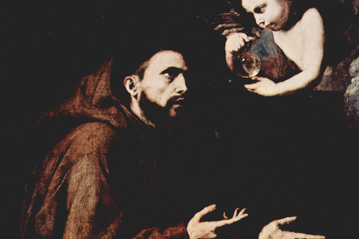 Daily Catholic Quote — from St. Francis of Assisi
