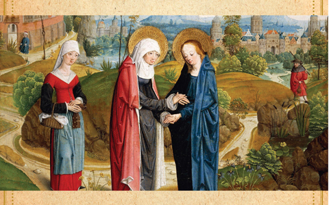 Walking with Mary and Dr. Edward Sri