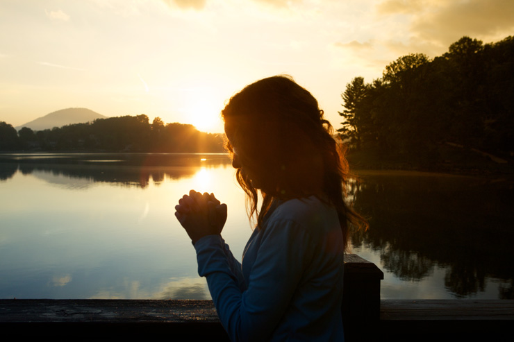 When We Struggle in Our Prayer Life